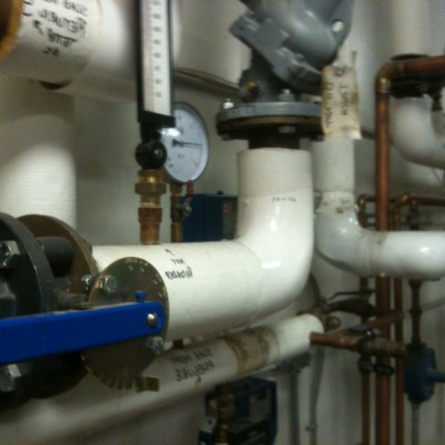 Atwood Center's new, more energy efficient boiler units