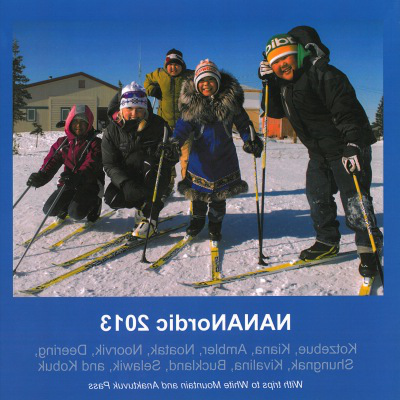 NANANordic Photo Book Cover